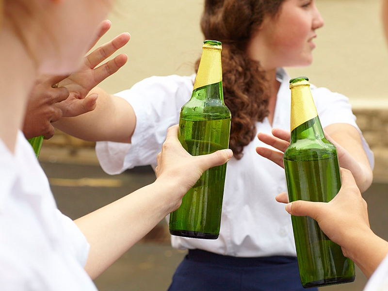Alcoolismo na Juventude