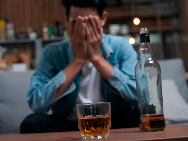 Problemas Com Bebida